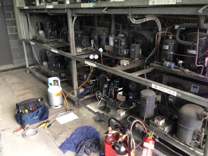 Refrigeration System Repair Usaa Air Conditioning And